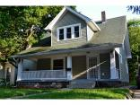 523 W 42nd St, INDIANAPOLIS, IN 46208