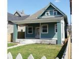 1205 Laurel St, Indianapolis, IN 46203