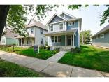 522 Jefferson Ave, Indianapolis, IN 46201