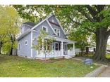 637 N Beville Ave, Indianapolis, IN 46201