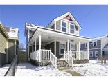 1345 Olive St, INDIANAPOLIS, IN 46203