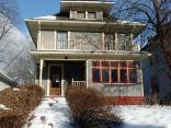 75 N Whittier Pl, Indianapolis, IN 46219