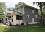 4116 N Park Ave, INDIANAPOLIS, IN 46205