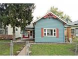 337 Lincoln St, Indianapolis, IN 46225