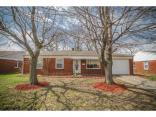 2620 N Belmar, INDIANAPOLIS, IN 46219