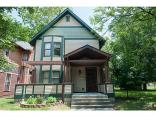 2153 N Pennsylvania St, INDIANAPOLIS, IN 46202