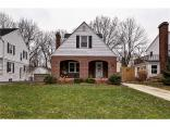 6321 Riverview Dr, Indianapolis, IN 46220