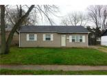 3715 N Harvest Ave, INDIANAPOLIS, IN 46226