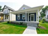 811 N Beville Ave, Indianapolis, IN 46201