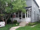 2109 ~2F 2111 S Garfield Dr, indianapolis, in 46203