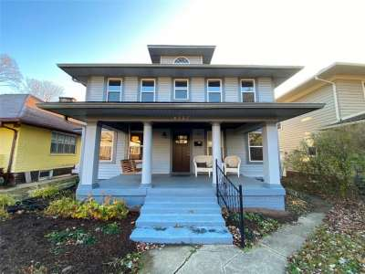 4007 N Carrollton Avenue, Indianapolis, IN 46205
