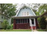 3930 N Winthrop Ave, Indianapolis, IN 46205