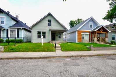 708 N Cottage Avenue, Indianapolis, IN 46203