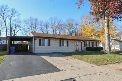 6006 N Old Mill Drive, Indianapolis, IN 46221