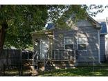 1326 Hoyt Ave<br />Indianapolis, IN 46203