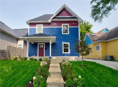 1414 N Spann Avenue, Indianapolis, IN 46203