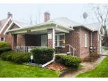 1336 N Bancroft St, Indianapolis, IN 46201