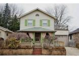814 N Chester Ave, Indianapolis, IN 46201