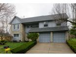 10910 N Geist Woods Dr, Indianapolis, IN 46256