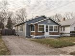 4846 Caroline Ave, Indianapolis, IN 46205