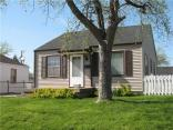 5418 E 19th Pl, INDIANAPOLIS, IN 46218