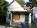 1659 Bellefontaine St, Indianapolis, IN 46202