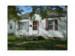 1730 N Euclid Ave, Indianapolis, IN 46218