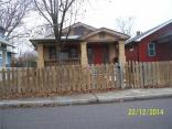 719 N Bosart Ave, Indianapolis, IN 46201