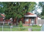 1826 King Ave, INDIANAPOLIS, IN 46222