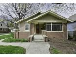 4732 Cornelius Ave, Indianapolis, IN 46208