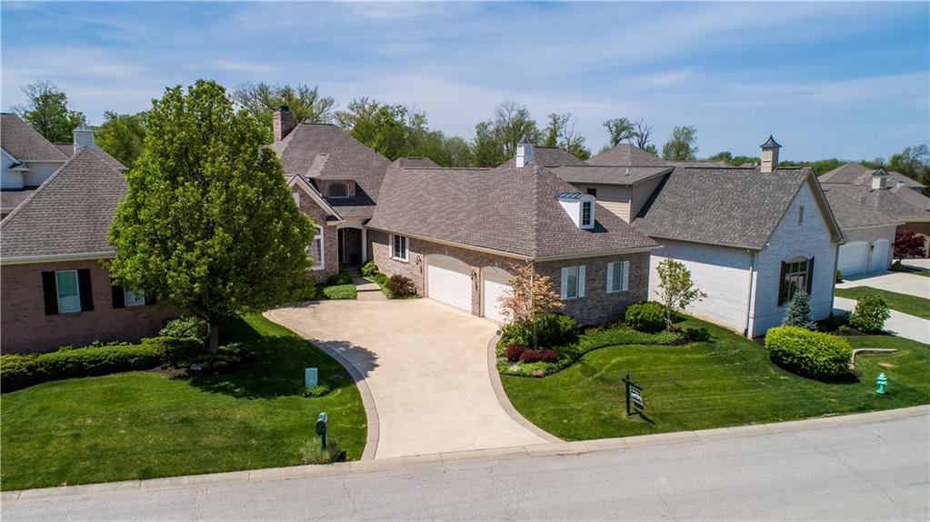 10774 Club Chase Fishers In Home For Sale M S Woods