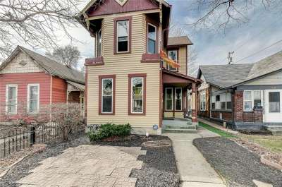 824 S Noble Street, Indianapolis, IN 46203