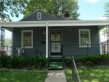116 South 7th S Avenue, Beech Grove, IN 46107