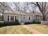 5658 Rosslyn Ave, INDIANAPOLIS, IN 46220