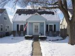342 N 18th Ave, Beech Grove, IN 46107