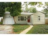 2013 E 54th St, Indianapolis, IN 46220