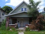 814 N Oxford St, INDIANAPOLIS, IN 46201