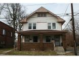 3418~2F3420 Clifton St, INDIANAPOLIS, IN 46208