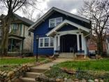 314 North Drexel Avenue, Indianapolis, IN 46201