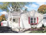 6132 Rosslyn Ave, Indianapolis, IN 46220