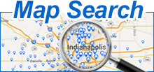 real estate map search