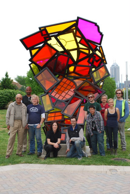 Public Art on the Indianapolis Cultural Trail