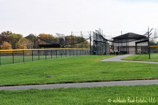 Holland Park Baseball Fields C