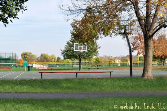 Holland Park Basketball Courts C