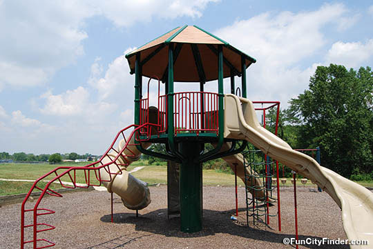 Jungle Gym at Southwestway Park