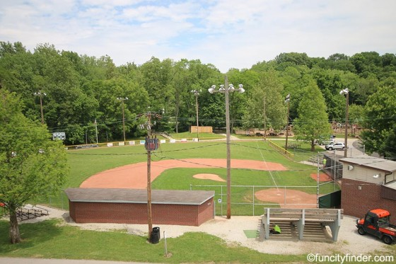 baseball-diamond-at-ellis-park-danville