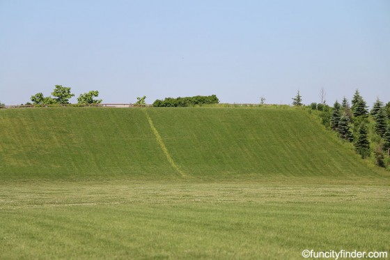 close-up-of-sled-hill-at--mulberry-fields-zionsville