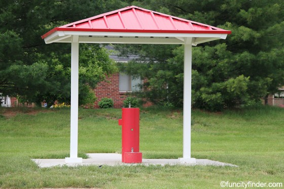 drinking-fountain-williams-park-brownsburg