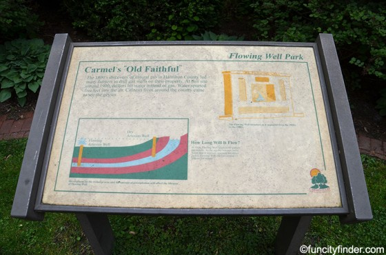 informational-sign-flowing-well-park