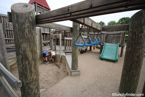 kids-inside-bast-off-play-area-williams-park-brownsburg